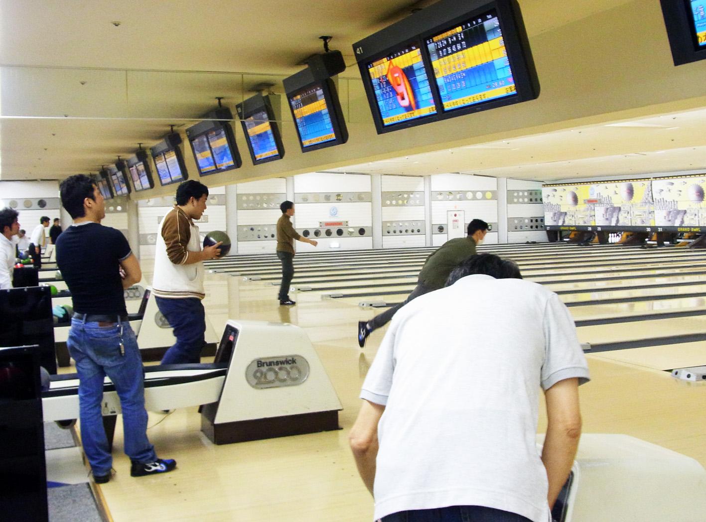 2015ユニオンカップ・ボウリング大会