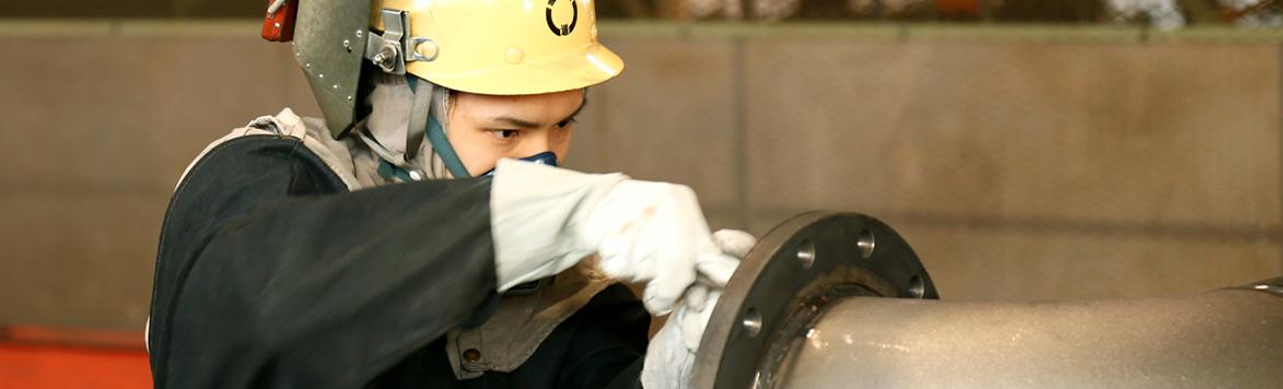 電気事業法など法規に基づく製缶品製作